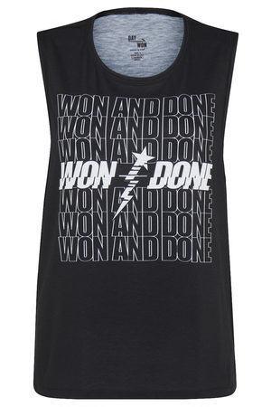 Day/Won Won & Done muscle tee