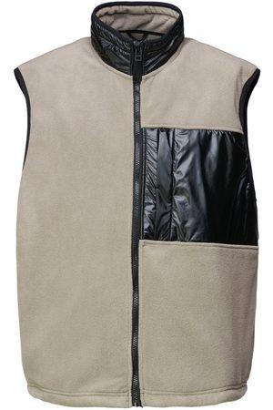 Rains Fleece vest in Taupe 1842/17