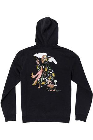 RVCA Gorgeous Hussy Hooded Sweat