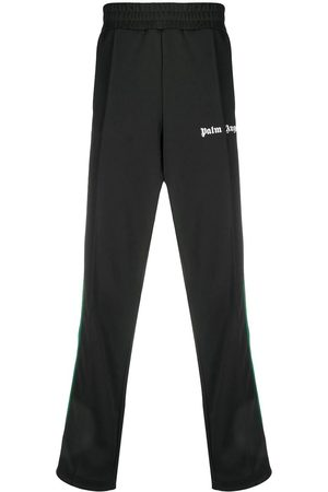 Palm Angels MEN'S PMCA007R21FAB0031001 POLYESTER JOGGERS