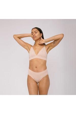 Organic Basics Organic Cotton Briefs - Rose Nude (2-pack)