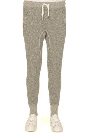 True Religion Men Sweats - Pure' Sweatpants in Grey Marl