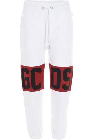 GCDS Men Sweatpants - MEN'S CC94M03100501 COTTON JOGGERS