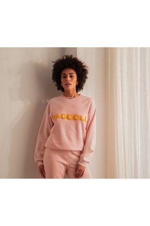 Ragdoll LA Terry patch Sweatshirt in Light S517LP