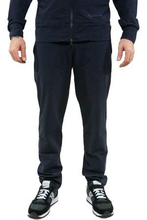 save the duck Men Sweatpants - MEN'S DP175MRETYX00009 COTTON JOGGERS