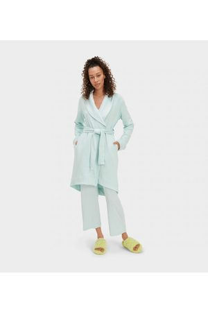 UGG Blanche II Dressing Gown Colour: Fountain