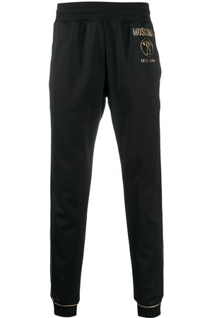 Moschino MEN'S A037920291555 POLYESTER JOGGERS