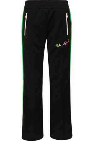 Palm Angels WOMEN'S PWCA058S21FAB0031084 POLYESTER JOGGERS