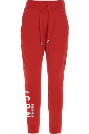 Dsquared2 Women Sweatpants - WOMEN'S S80KA0001S25042312 COTTON JOGGERS
