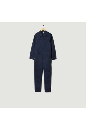 M.C.Overalls Men Dungarees - Twill dungarees Navy