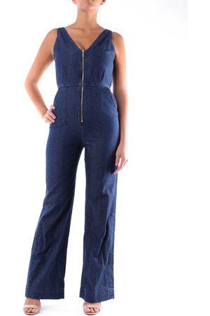 Twin-Set Women Jeans - MY TWIN Overalls From Sera Women Jeans