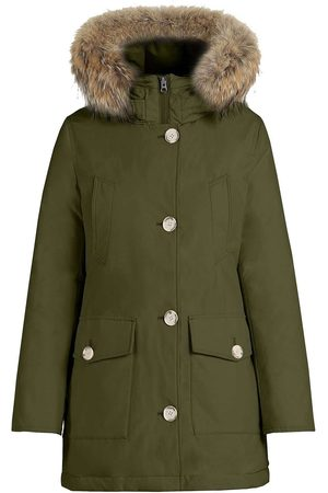 Woolrich W s Arctic Parka High Collar Dark