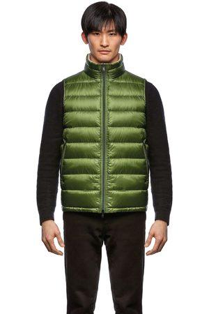 HERNO Nylon Ultralight Reversible Bicolor Waiscoat