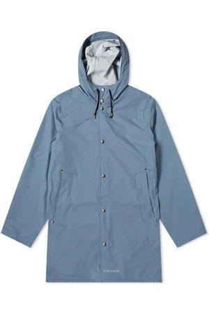 Stutterheim Stockholm Lightweight Raincoat Ash