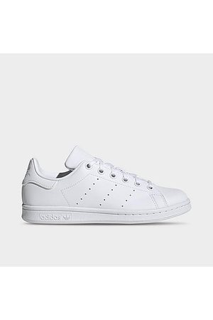 adidas Big Kids' Originals Stan Smith Primegreen Casual Shoes in / Size 3.5
