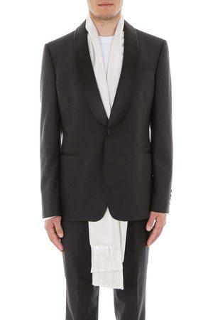 Alexander McQueen Wool smoking blazer
