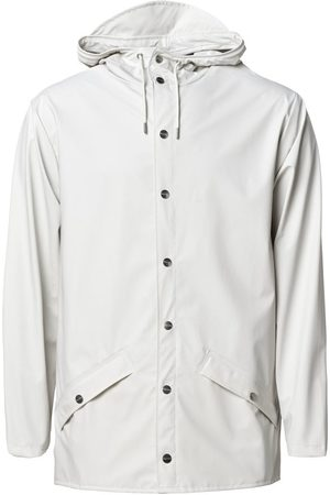 Rains Jacket in Off 1201/58