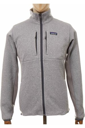 Patagonia Lightweight Better Sweater Fleece Jacket - Feather Grey Colour: FEATHER GREY