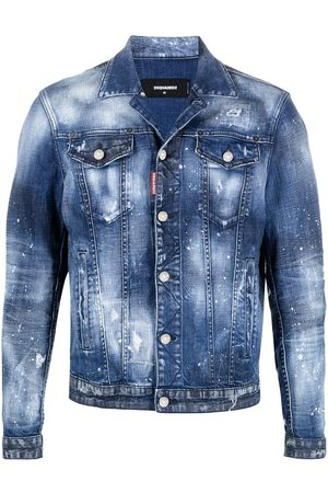 Dsquared2 Jacket Jean stains