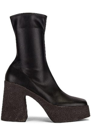 Stella McCartney Skyla Stretch Boots in