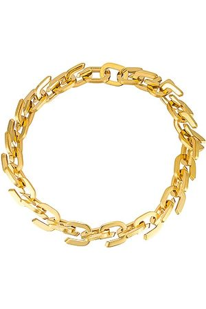 Givenchy G Link Medium Necklace in Metallic