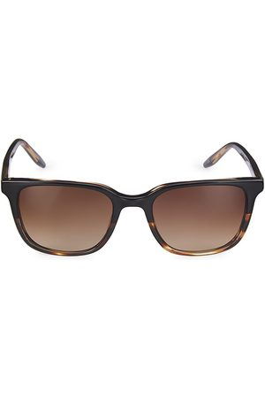 Barton Perreira Men's 007 Joe 52MM Polarized Sunglasses - Havana