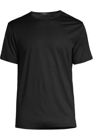 THEORY Men T-shirts - Men's Precise Luxe Cotton T-Shirt - - Size XXL