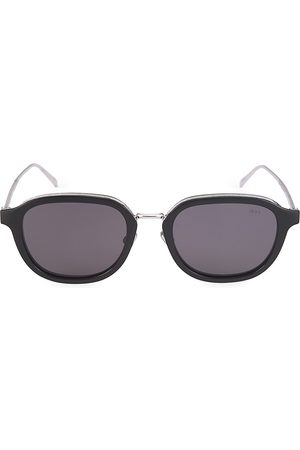 Berluti Men's Equinox 51MM Phantos Sunglasses - Shiny