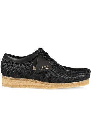 Clarks Originals Men's Raffia Wallabee Shoes - - Size 11