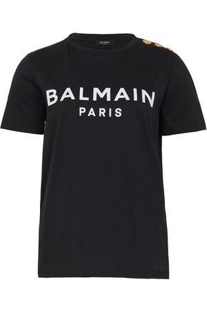 Balmain Organic cotton T-shirt