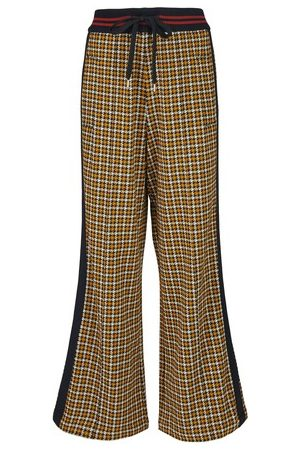 Marni Jacquard Sweatshirt Cotton Trousers