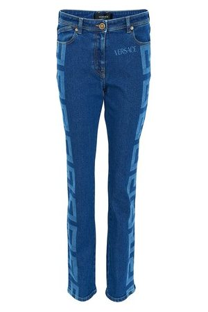 Versace Large fits jeans