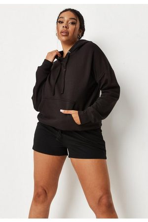 Missguided Plus Size Pocket Front Hoodie