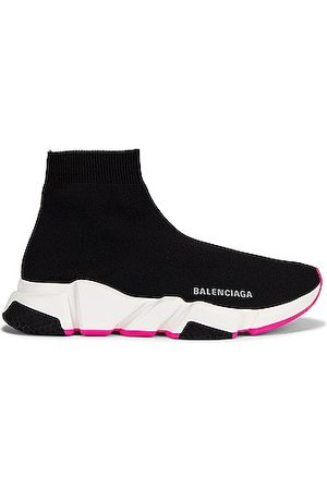 Balenciaga Speed Lt Sneakers in ,Fuchsia