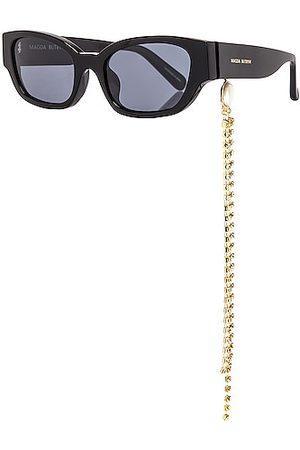 MAGDA BUTRYM Cat Eye Sunglasses in