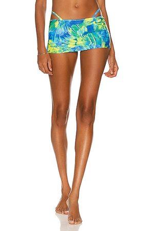 Melissa Simone Kyra Thong & Skirt in