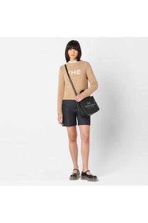 Marc Jacobs Women Tote Bags - Women's Mini Traveler Leather Tote Bag