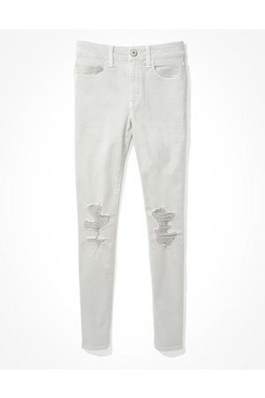 American Eagle Outfitters Women Jeggings - Next Level High-Waisted Jegging Women's 2 Regular