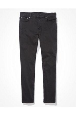 American Eagle Outfitters Men Skinny Pants - Flex Soft Twill Slim Straight 5-Pocket Pant Men's 26 X 28
