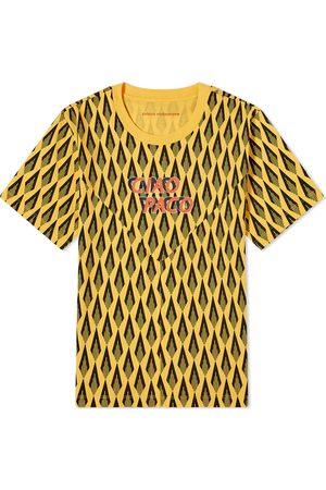 Paco rabanne Men T-shirts - Cropped Tee