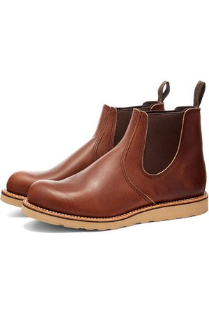 Red Wing Men Chelsea Boots - 3190 Classic Chelsea Boot