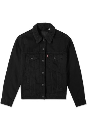 Levi's Levi's Red Tab Denim Sherpa Trucker Jacket