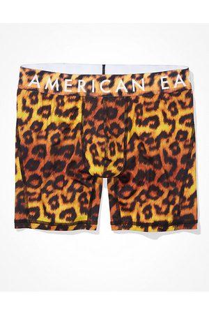 American Eagle Outfitters Men Boxer Shorts - O Cheetah 6 Flex Boxer Brief Men's XS