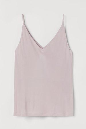 H&M Women Camisoles - V-neck Camisole Top
