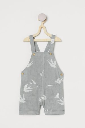 H&M Bodysuits & All-In-Ones - Linen Overall Shorts