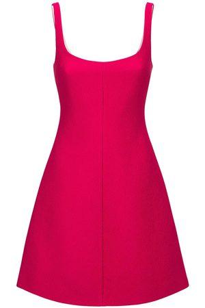 EMILIA WICKSTEAD Women Party Dresses - Double Duchesse Mini Dress