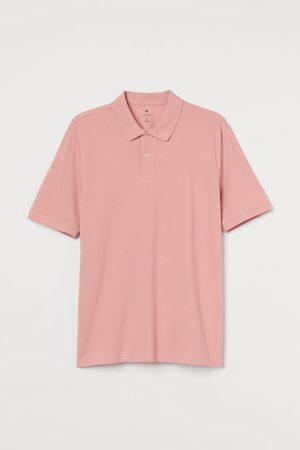 H&M Men Polo Shirts - Cotton Polo Shirt