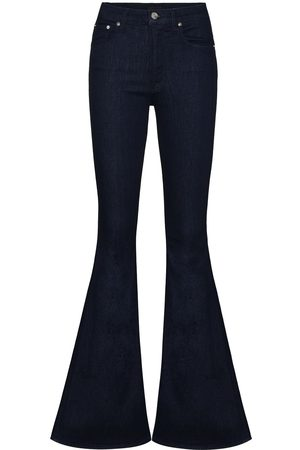 Made In Tomboy Women High Waisted - Ursula flared high-waisted jeans