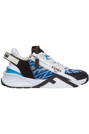Fendi X Sarah Coleman Nylon Flow Sneaker