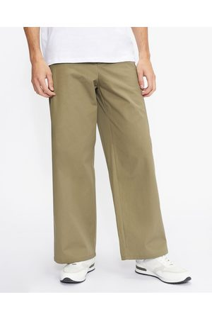 Ted Baker Mib Wide Leg Cropped Chino